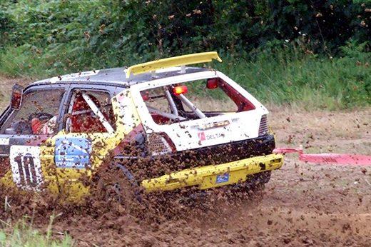 Autocross Ribnik 2008