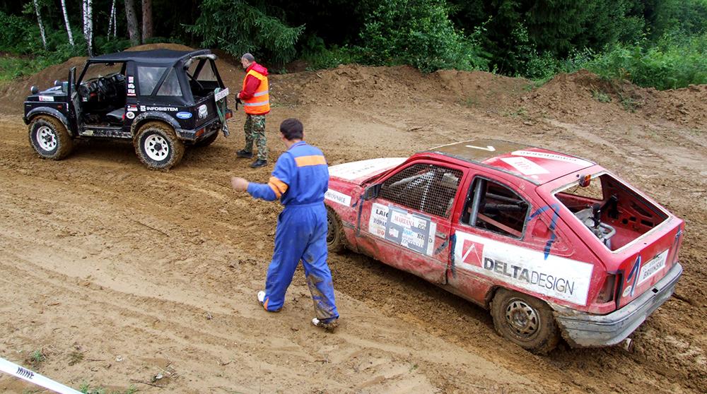 ORK Schnee - Autocross 2009
