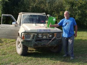 Treće mjesto Soft roadbook u Križevcima 2020. - ORK Schnee