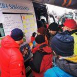 ORK Schnee na Banovini - Potres 2020. - Petrinja