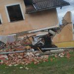Potres na Banovini 29.12.2020.